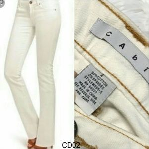 (CD02) CABi Bootcut #895-S Jeans
